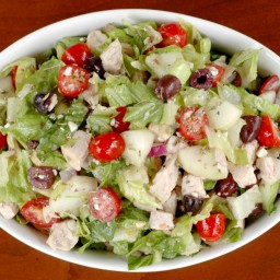 Copycat Fresh Brothers Greek Town Special Salad