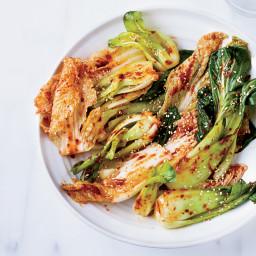 Fresh Cabbage Kimchi