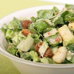 Fresh Made Caesar Salad