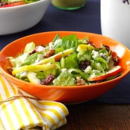 Fresh Pear and Romaine Salad Recipe