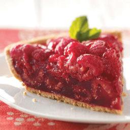 Fresh Raspberry Pie Recipe