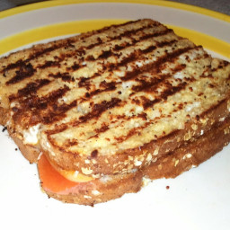 Fresh Tomato Grilled Cheese