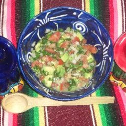 Fresh Tomato Salsa (Salsa De Jitomate Cruda)