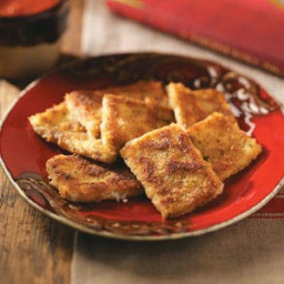 Fried Mozzarella Cheese Appetizers Recipe