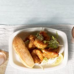 Fried Shrimp Rolls