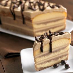 Frozen Mocha Cake
