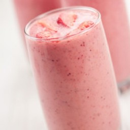 Fruit n Juice Breakfast Shake