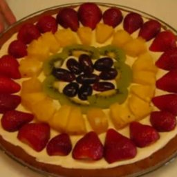 Fruit Pizza Dessert