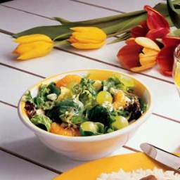 Fruited Lettuce Salad Recipe