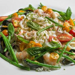Frutti di Mare Rice Salad