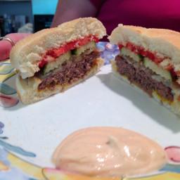 Fuddruker's Hamburger Patties