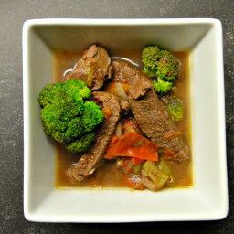 Garam Masala Beef and Broccoli (DailyBurn Ignite)