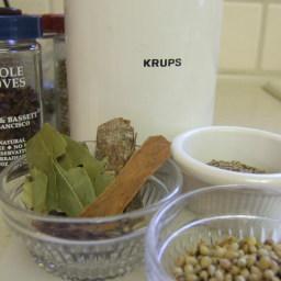 Garam Masala (Spice Mix)