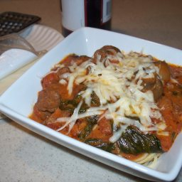 Garbage Spaghetti Sauce - Idiotproof