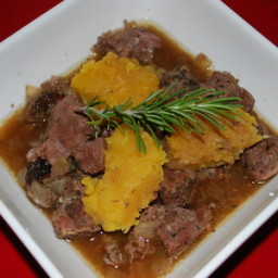 Garlic Beef Stew (Everyday Paleo pg. 163)