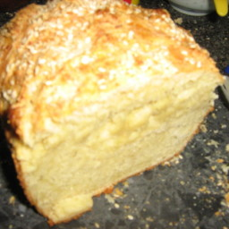 Garlic Cheese Quick Bread