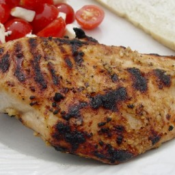 Garlic Grilled Skinless Boneless Chicken Breast