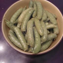 Garlic Peas