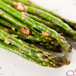 Garlic Roasted Asparagus (customized) (customized)