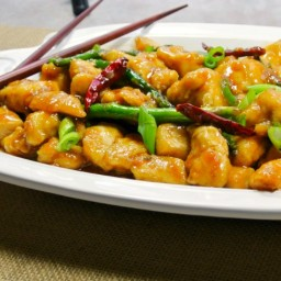 General Tso's Chicken {Low Carb}