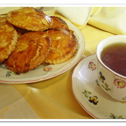 Gevulde Koeken (Almond Paste Cookie)