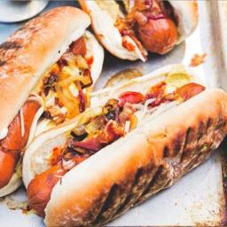 Giddy Up! Try This Cowboy Hot Dogs Recipe