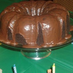 Gigi's Chocolate Cake