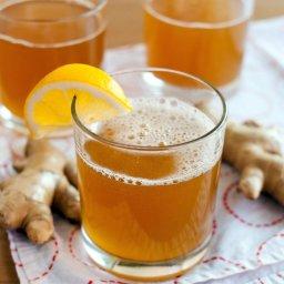 Ginger Kombucha