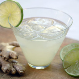 Ginger Lime Mocktail