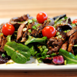 Ginger Steak Salad