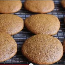 Gingerbread Whoopie Pies