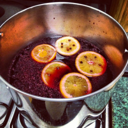 Glühwein – German Spiced Wine Recipe