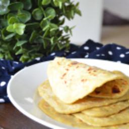 Gluten-free Aloo Paratha