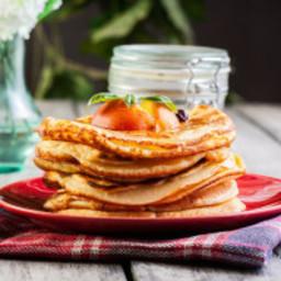 Gluten Free Pancake Recipe with Sorghum Flour