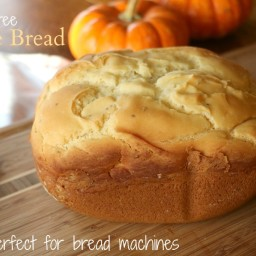 Gluten Free White Bread ~ Perfect for Bread Machines