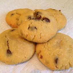 Gluten Free Chocolate Chip Coconut Cookies