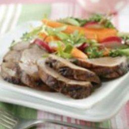 Go Asian Marinated Pork Tenderloin