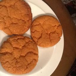 Gorgeous Ginger-Nut Biscuits