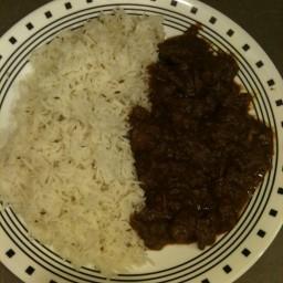 Gosht Madras (Madras Curry)
