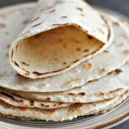 Grain-Free and Vegan Tortillas