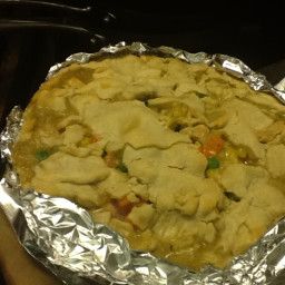 Gramma's Chicken Pot Pie