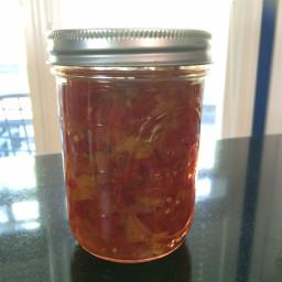 Grandma's Green Tomato Relish