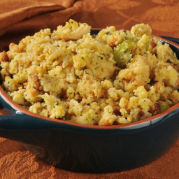 Grandmom's Corn Bread Stuffing