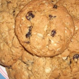 Grandmother's Oatmeal Cookies