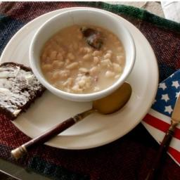Great Northern Beans and Ham Soup