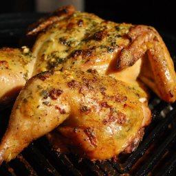 Greek Fire Roasted Chicken