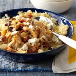Greek Garlic Chicken Recipe