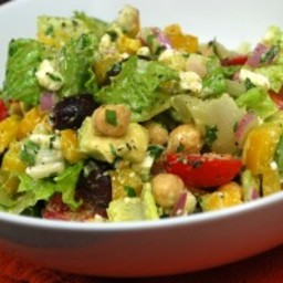 Greek Salad by Nathan Lyon