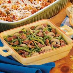 Green Beans with a Twist Recipe