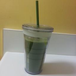 Grumpy Green Juice